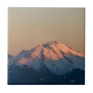 Carreau L'état de Washington, Cascades du nord. Baker de