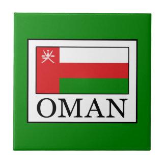 Carreau L'Oman