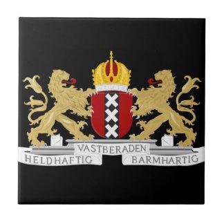 Carreau Manteau des bras d'Amsterdam