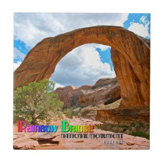 Carreau Monument national de pont en arc-en-ciel