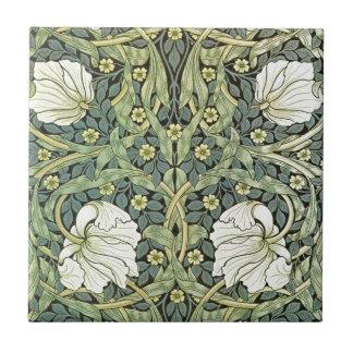 Carreau Mouron par William Morris