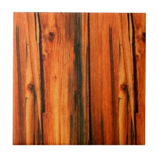 Carreau panneaux rustiques en bois de pin