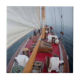 Carreau Passage de frontière de navigation