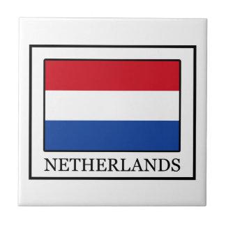 Carreau Pays-Bas