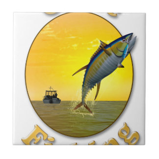 Carreau Pêche allée