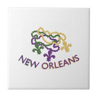 Carreau Perles de la Nouvelle-Orléans
