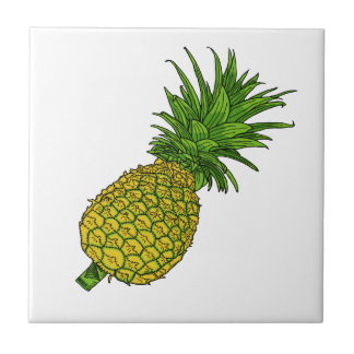Carreau Pi l'ananas