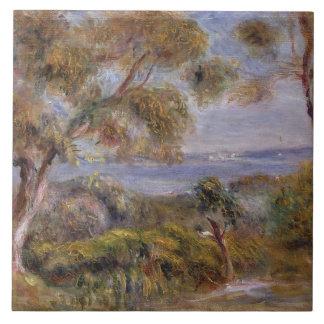 Carreau Pierre un Renoir | la mer chez Cagnes