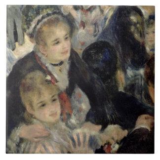 Carreau Pierre une boule de Renoir | chez Moulin de la