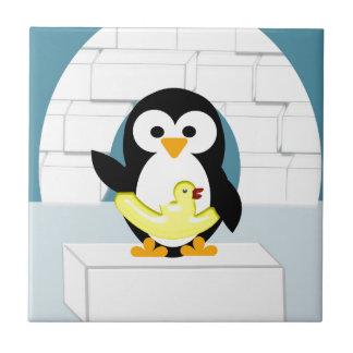 Carreau Pingouin