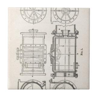 Carreau Pocletbook du mécanicien