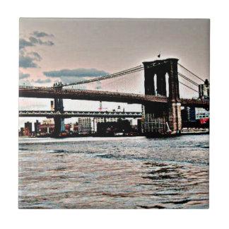 Carreau Pont de Brooklyn