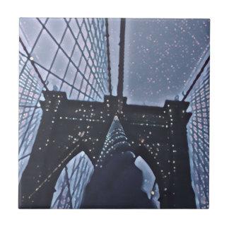 Carreau Pont de Brooklyn - NYC