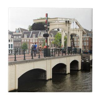 Carreau Pont maigre, Amsterdam, Hollande