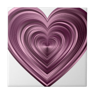Carreau Purple Heart
