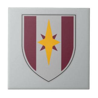 Carreau quarante-quatrième Brigade médicale