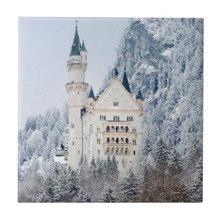 Carreau Schloss Neuschwanstein