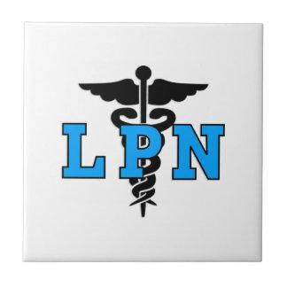Carreau Symbole médical de LPN