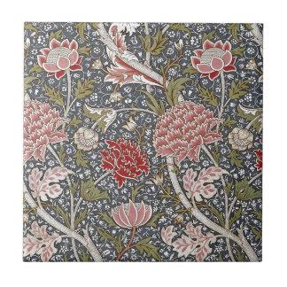 Carreau Textile de Cray par William Morris