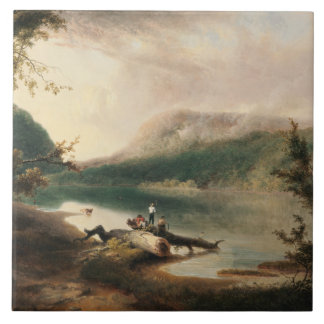 Carreau Thomas vaillant - l'eau Gap du Delaware