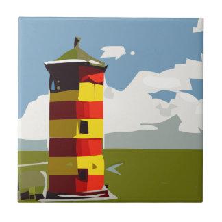 Carreau Tour de phare