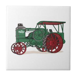Carreau Tracteur antique