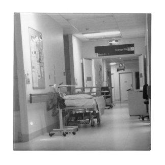 Carreau Tuile de couloir d'hôpital