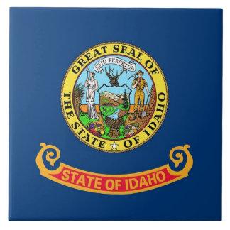 Carreau Tuile de drapeau d'état de l'Idaho