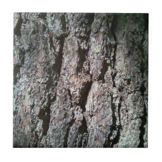Carreau Tuile du nord d'écorce de pin