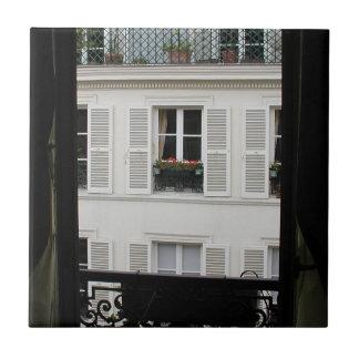 Carreau Tuile parisienne de fenêtre