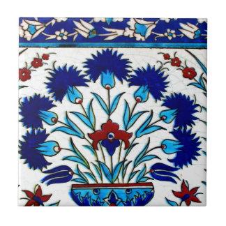 Carreau Tuiles turques abstraites florales antiques