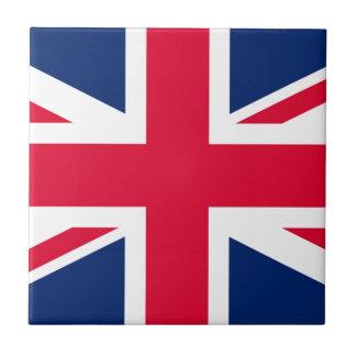 Carreau Union Jack - drapeau BRITANNIQUE