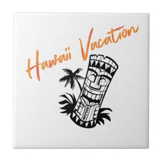 Carreau Vacances d'Hawaï