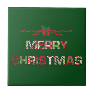 Carreau Vacances vintages de Joyeux-Noël