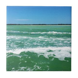 Carreau Vagues dans le Golfe du Mexique