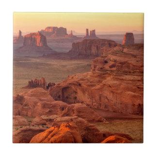 Carreau Vallée de monument pittoresque, Arizona