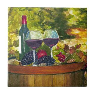 Carreau Vin : Fruit de la vigne