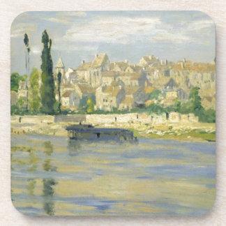 Carrieres-Saint-Denis par Claude Monet Sous-bocks
