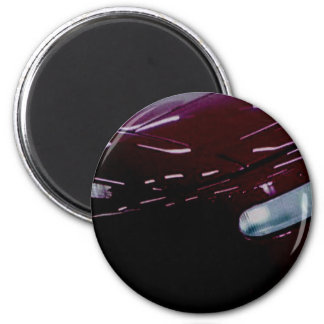 Cars Magnet Rond 8 Cm