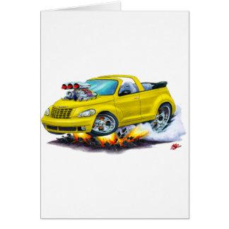 Carte 2008-10 convertible de jaune de croiseur de pinte