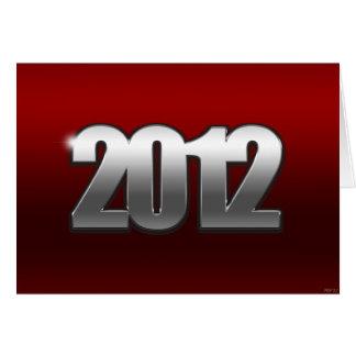 CARTE 2012