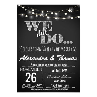 Carte 25ème Anniversaire de mariage, nous faisons