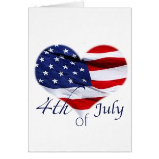 Carte 4 juillet