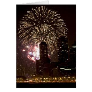 Carte 4 juillet 2005 Chicago