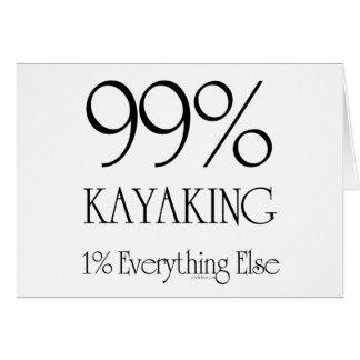 Carte 99% Kayaking