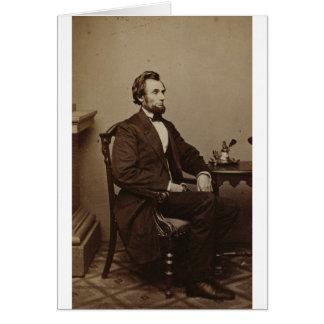 Carte Abraham Lincoln