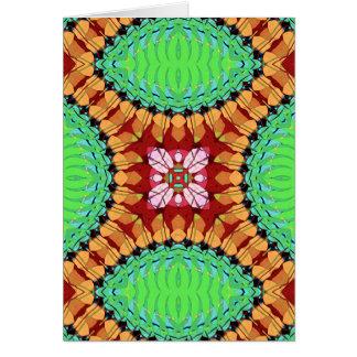 Carte Abrégé sur coloré 1 miroir