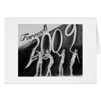 Carte Adieu 2009, ksstitt2009