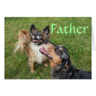 Carte Admiration de père