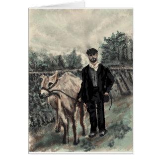 Carte Agriculteur irlandais